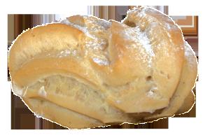 тістечко заварне з цикорієм